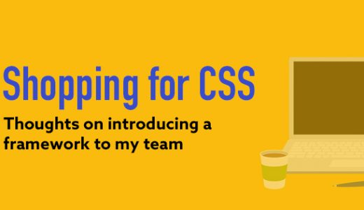 shopping for css